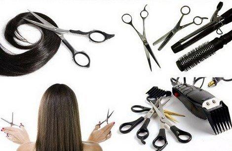 Набор начинающего парикмахера